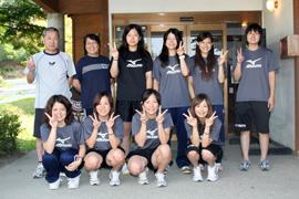 東京女子体育大学 卓球部様