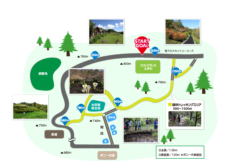 trekking_course_map