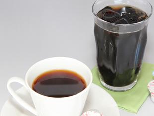 コーヒー(ホット・アイス)300円